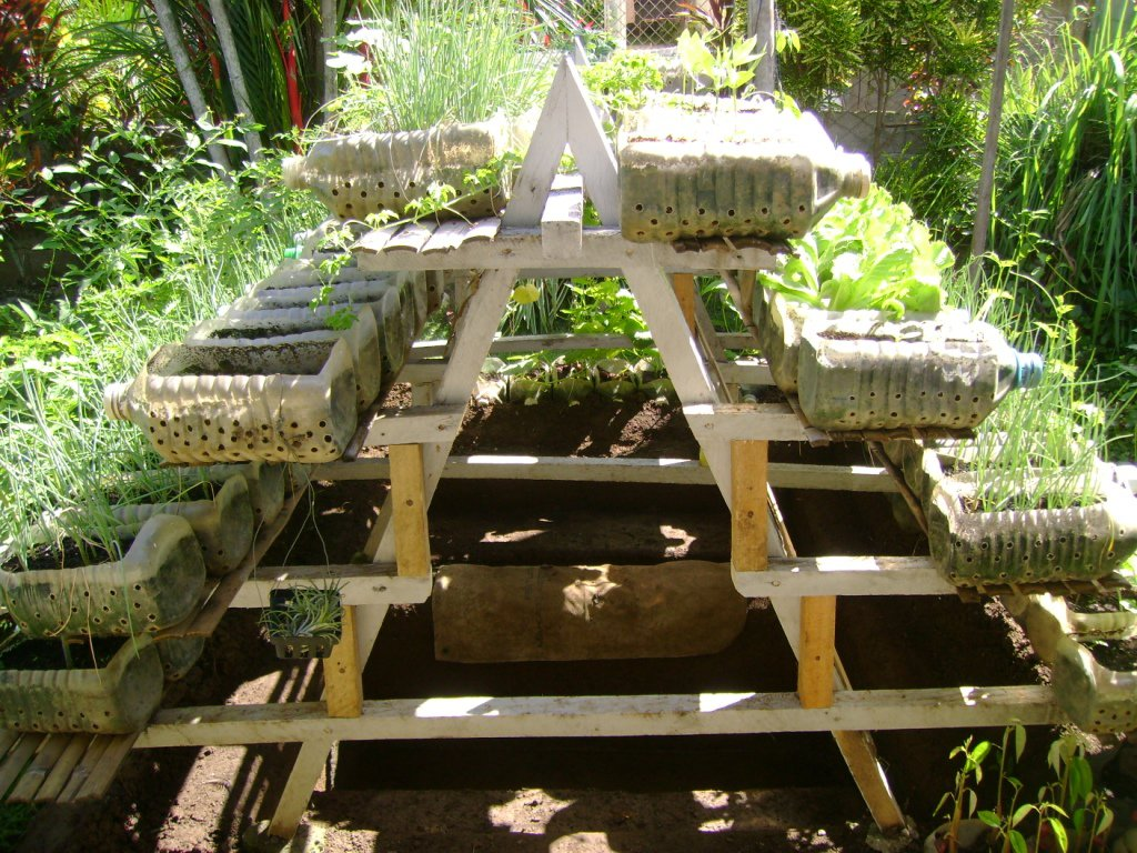 Small yard container gardening to be multiplied for all
