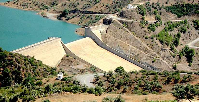 Algerian dams close to full