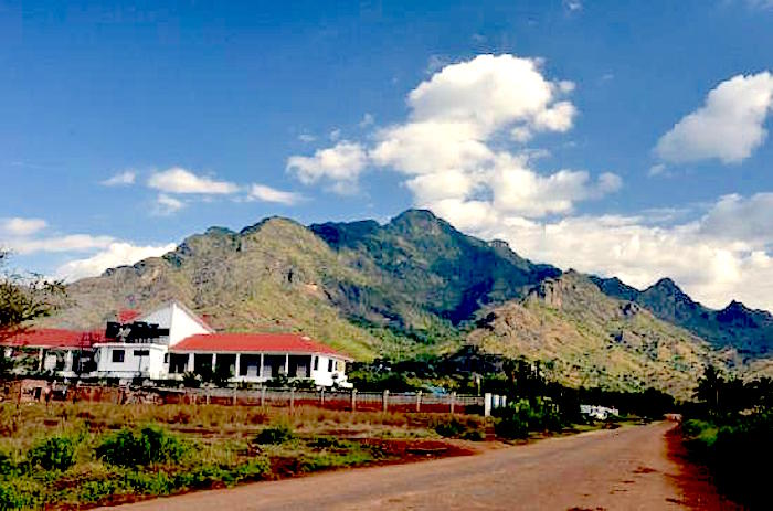 Morogoro, Tanzania: Arc hotel and the Uluguru Mountains - http://media-cdn.tripadvisor.com/media/photo-s/02/23/67/f7/arc-hotel-and-the-uluguru.jpg