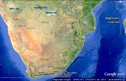 swaziland-map