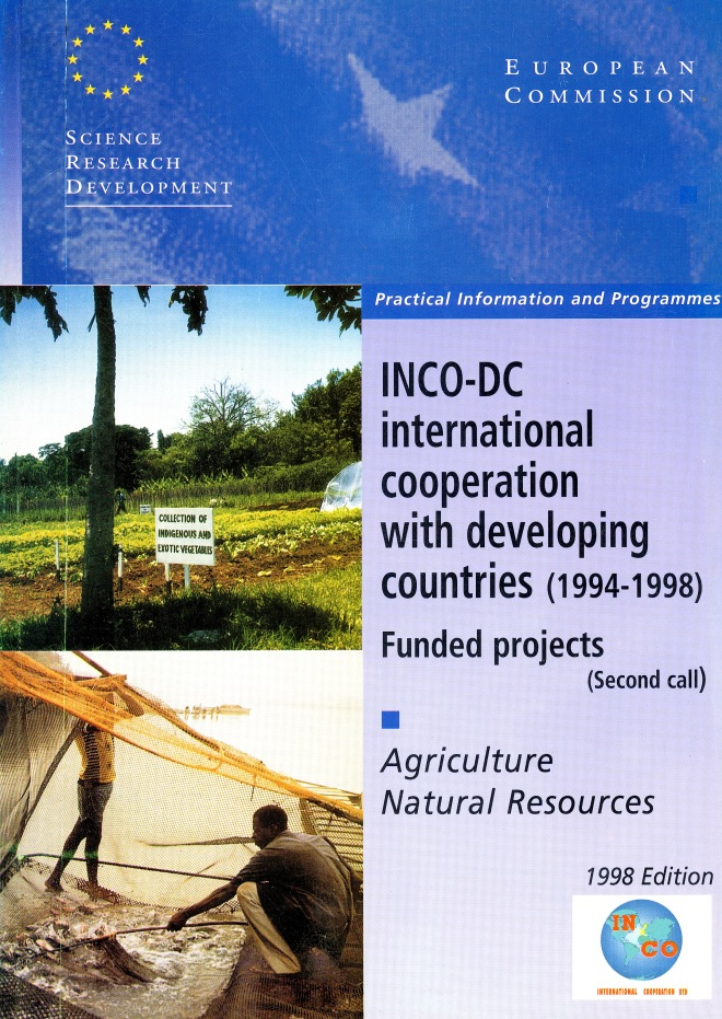 INCO-DC INT. COOP. 1998