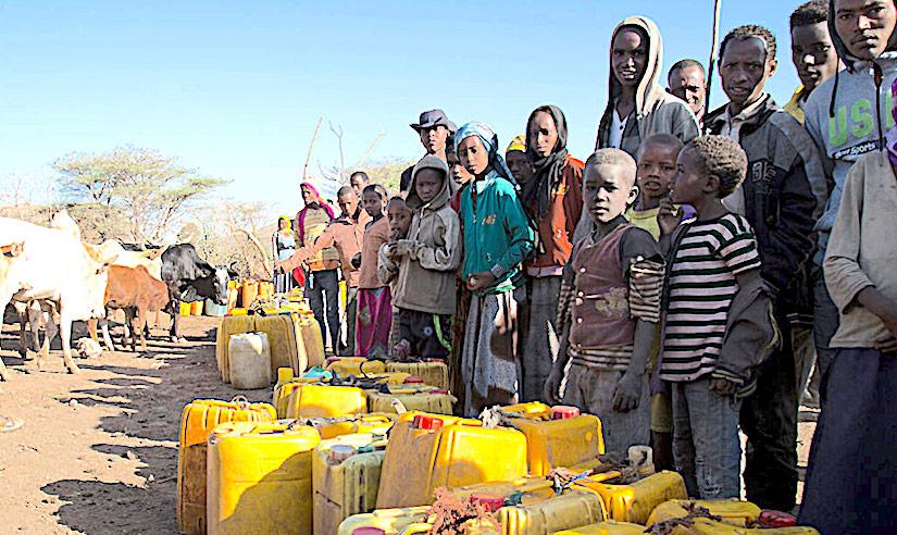 New drought hitsEthiopia