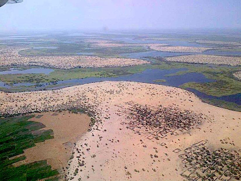 Lake Tchad: a forgotten crisis (InFrench)