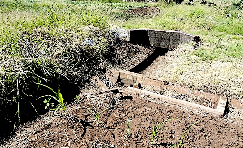 Pinpointing untapped irrigation potential